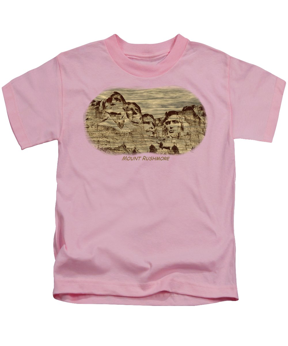 Lincoln Memorial Kids T-Shirts