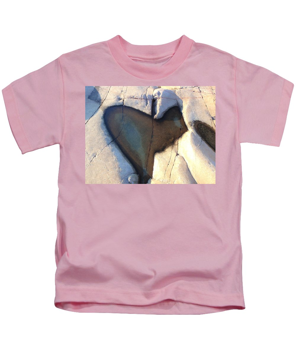 Nature Kids T-Shirt featuring the photograph Nature Love by Are Lund
