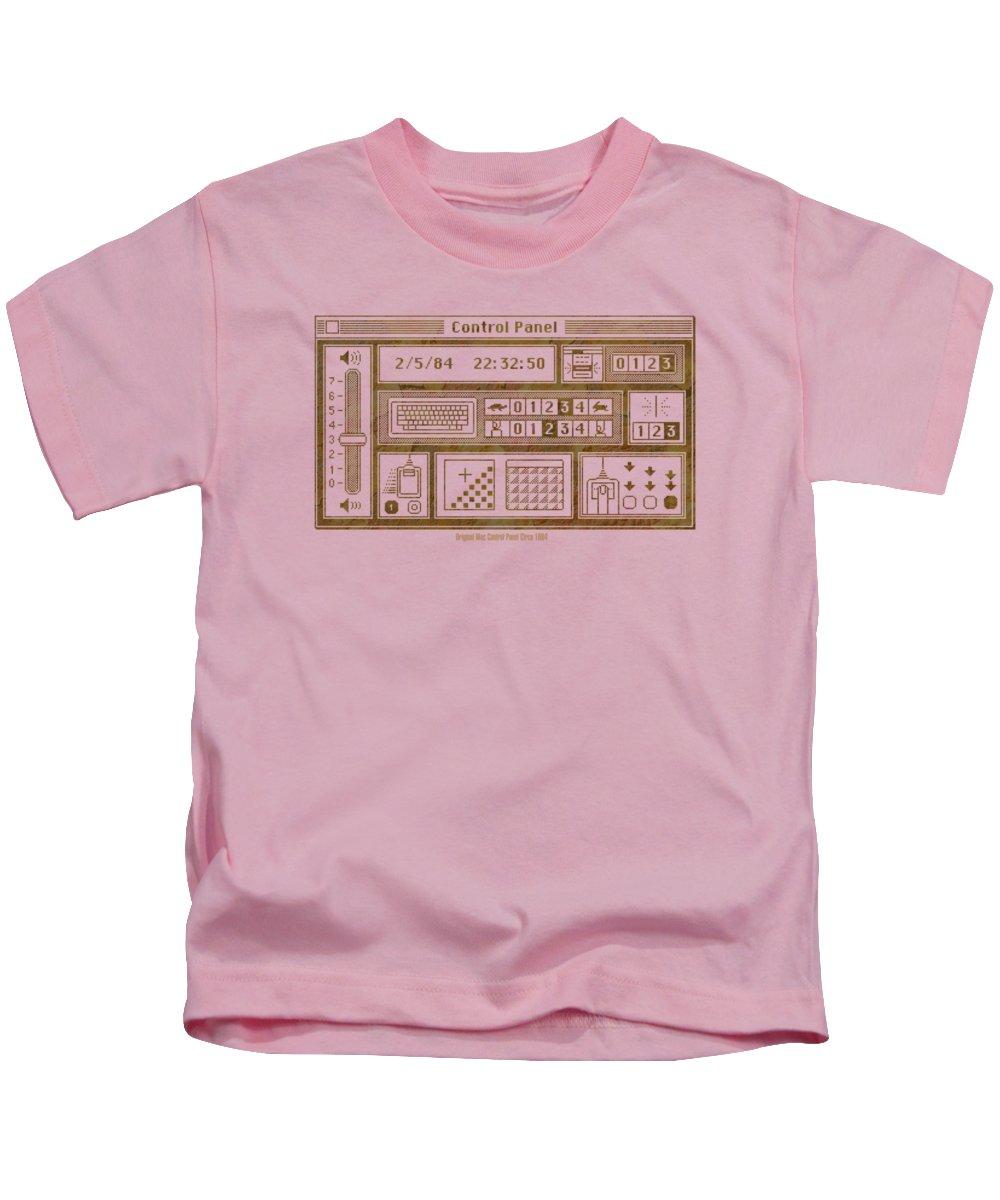 Panel Kids T-Shirts