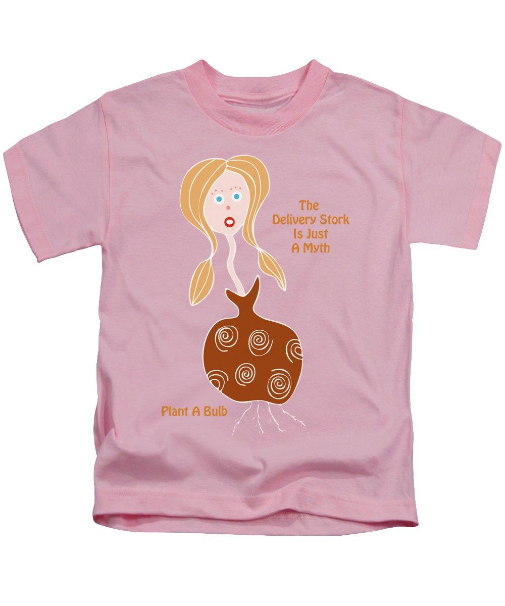 Stork Kids T-Shirts