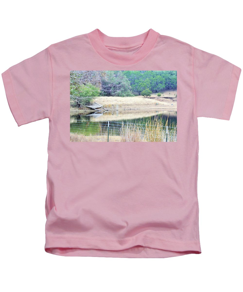Kids T-Shirt featuring the photograph Sor 011 by Jeff Downs