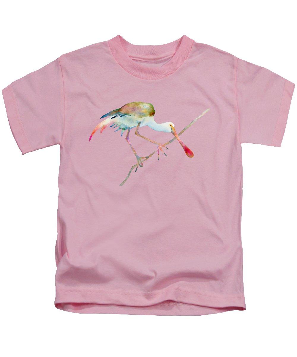 Spoonbill Kids T-Shirts