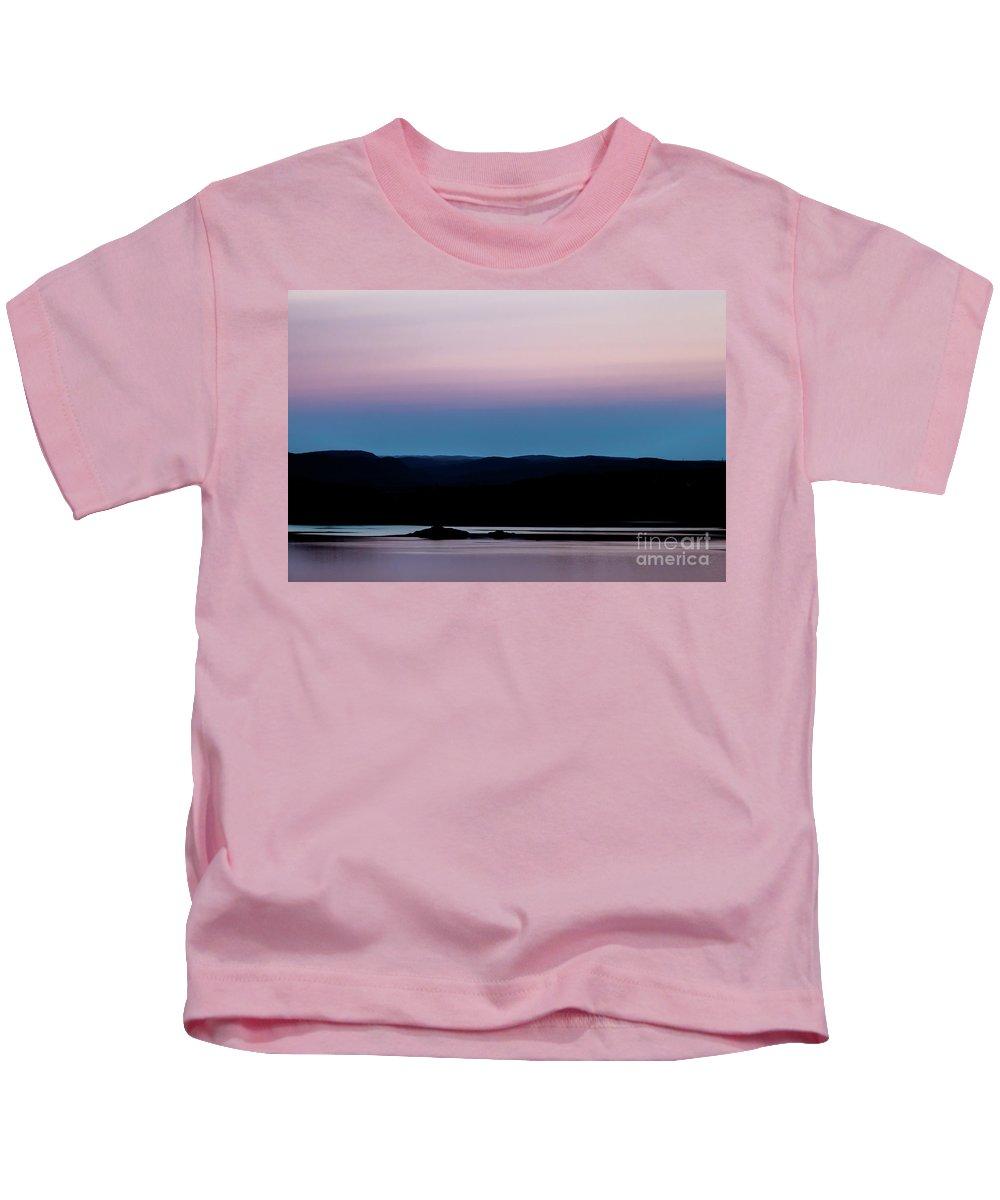 Newfoundland Kids T-Shirt featuring the photograph Sunrise, Newfoundland by Scott Udle
