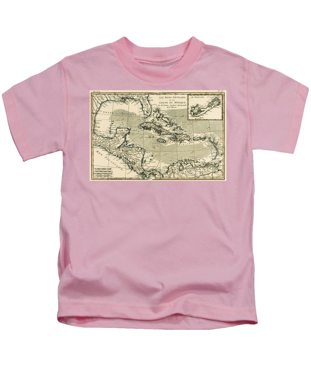 Haiti Drawings Kids T-Shirts