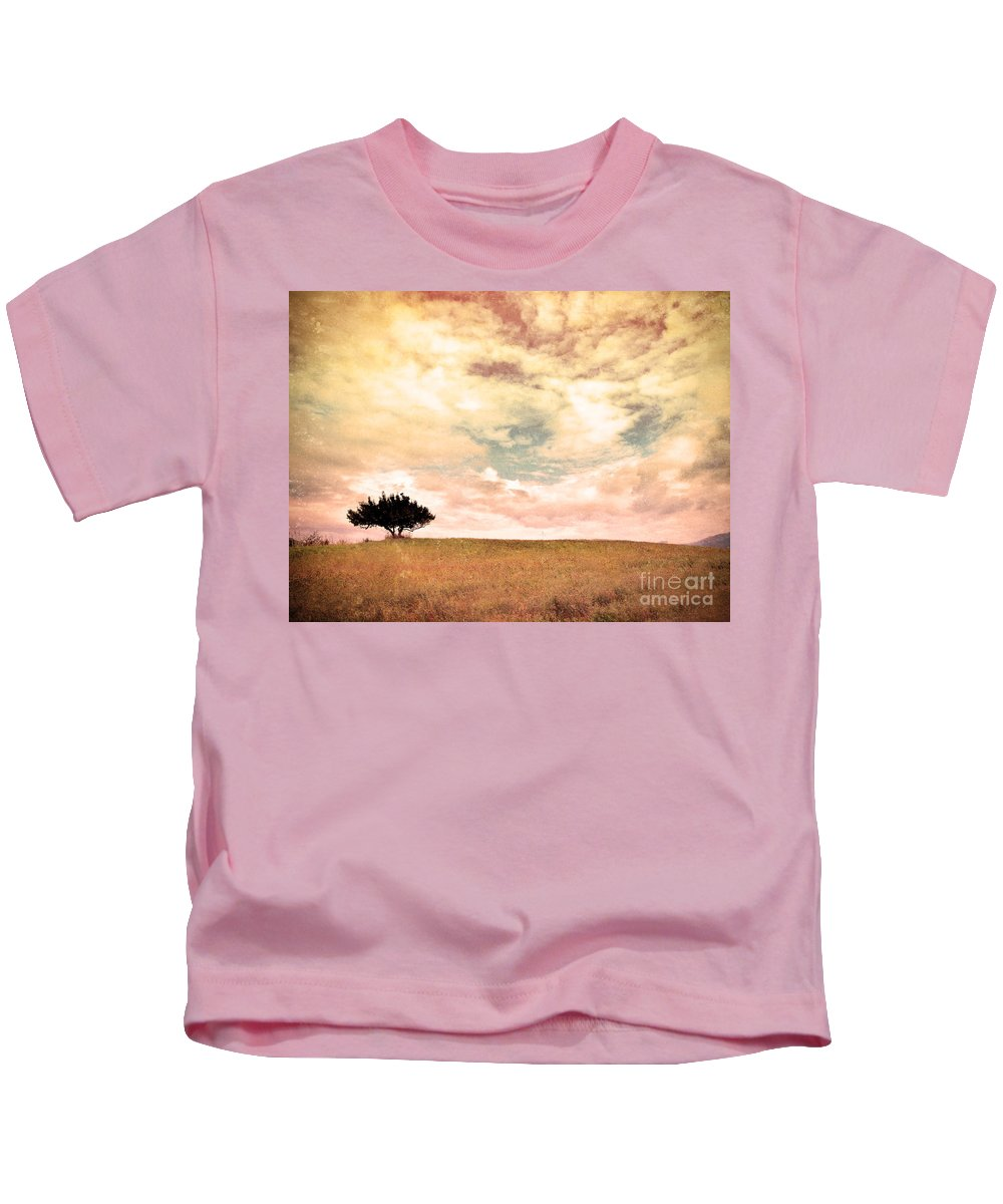 Tree Kids T-Shirt featuring the photograph The Learning Tree by Tara Turner