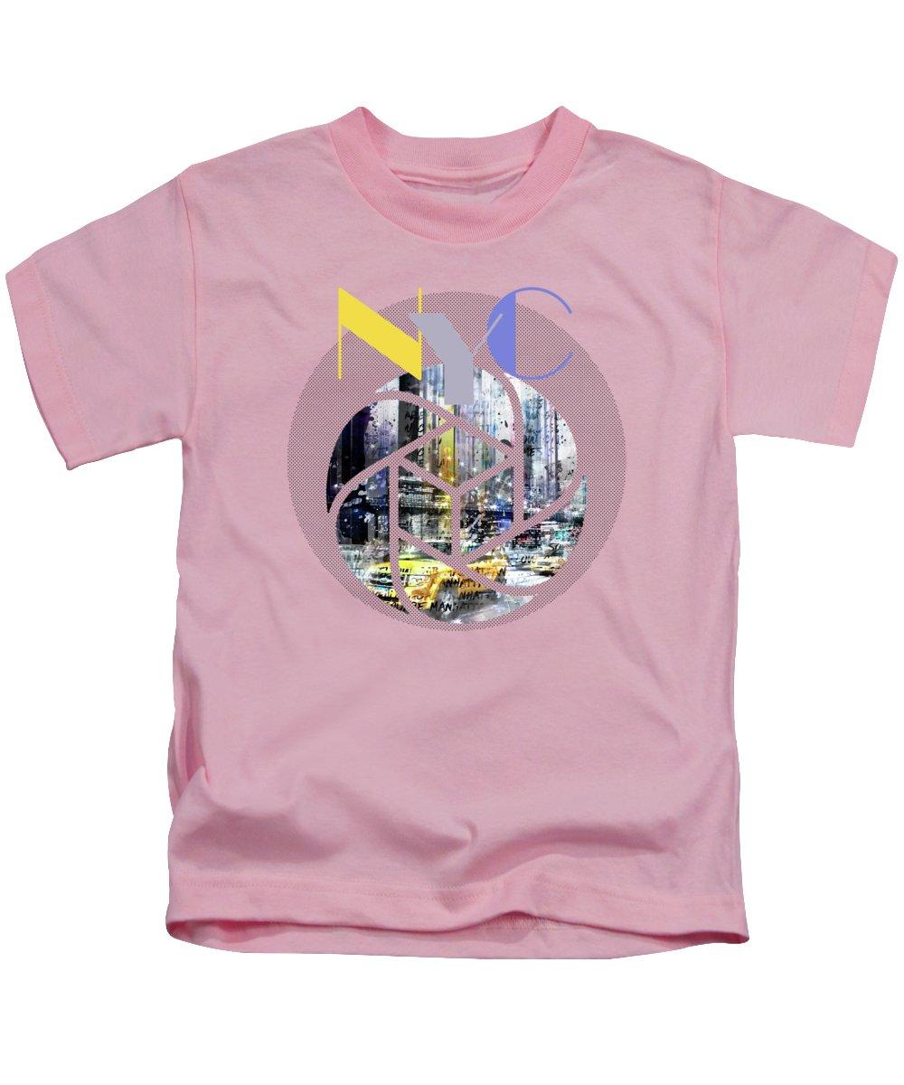 Brooklyn Bridge Kids T-Shirts