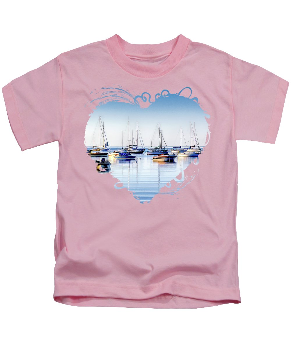 Clear Creek Paintings Kids T-Shirts