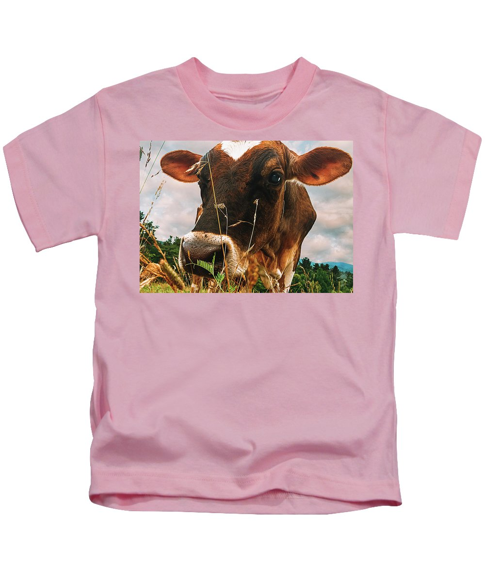Sacred Cow Kids T-Shirts
