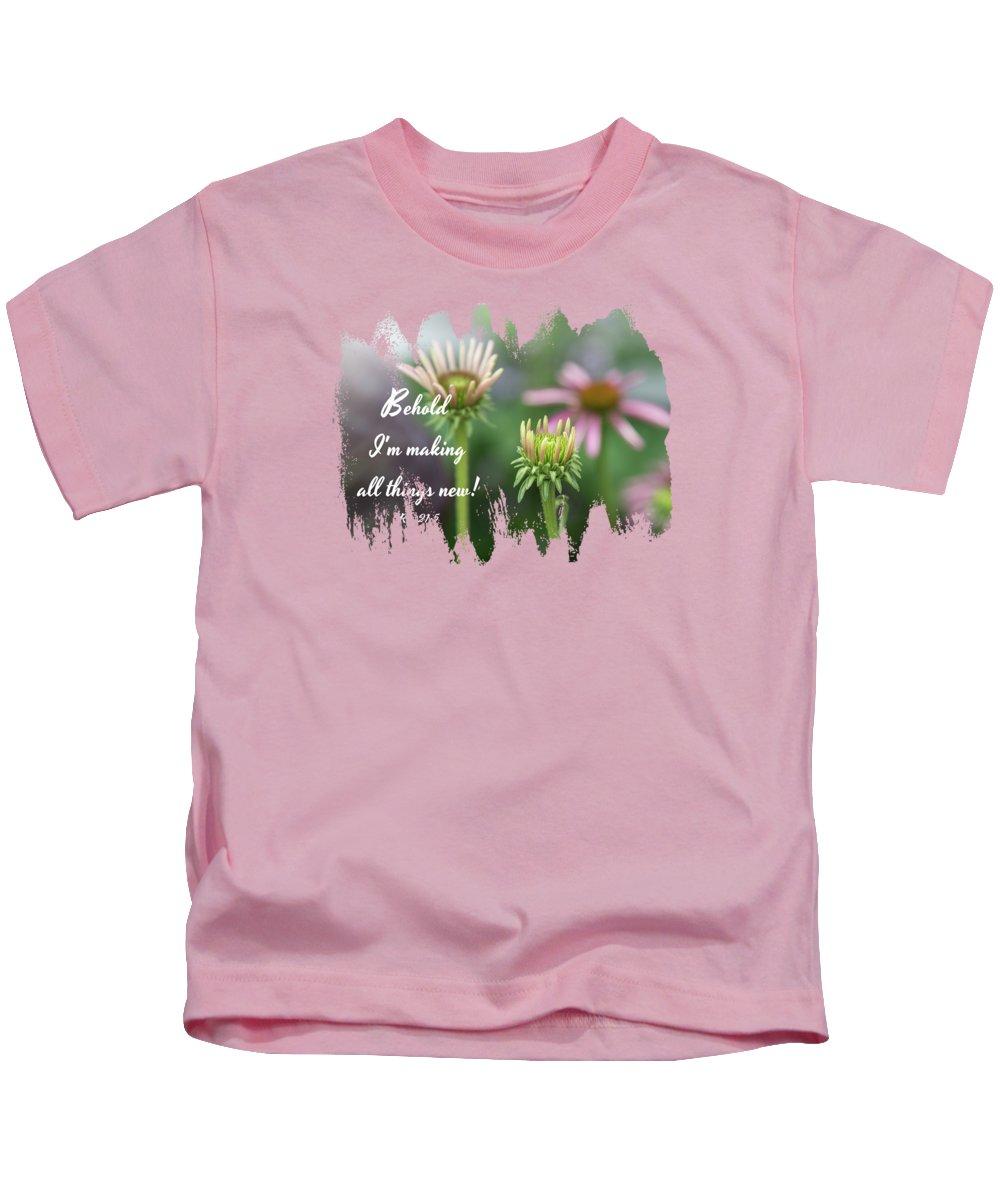Herbal Photographs Kids T-Shirts