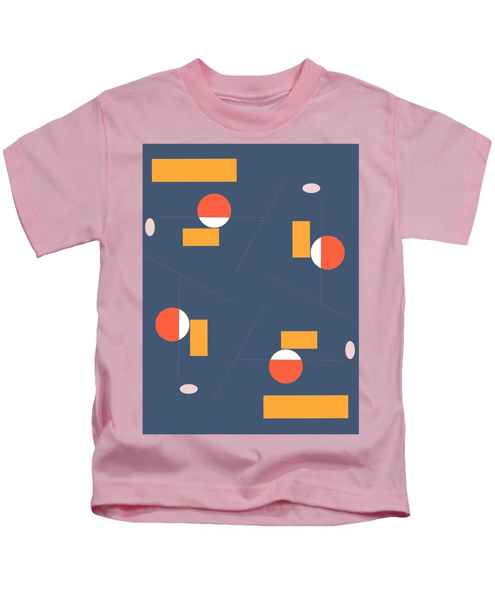 Digital Kids T-Shirt featuring the photograph Sketch 102 by Martin Alonso