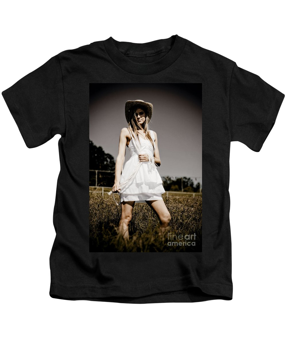 Solidity Photographs Kids T-Shirts