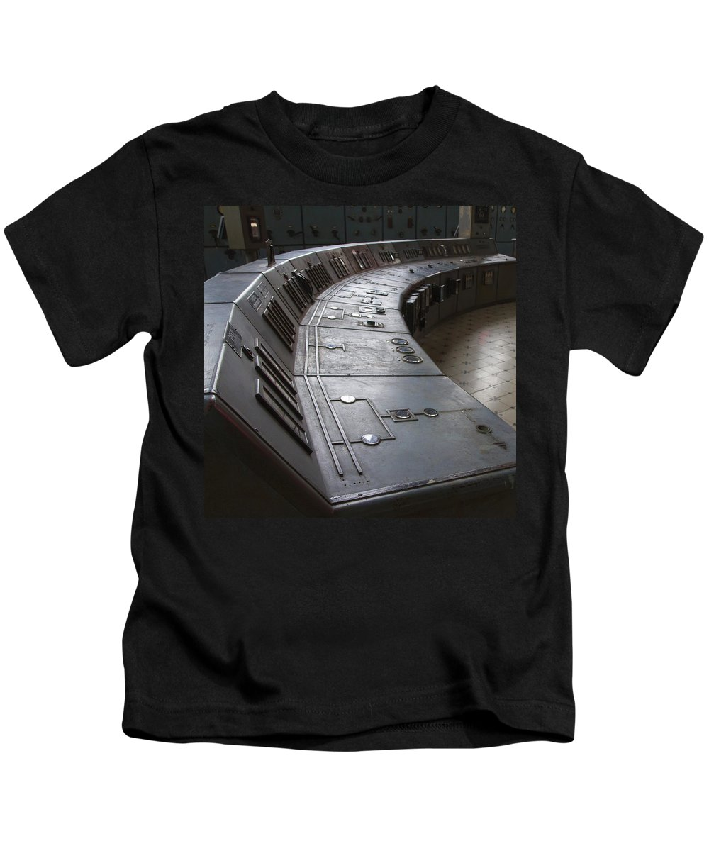 Santralİstanbul Kids T-Shirt featuring the photograph Santrallstanbul Power Plant In Istanbul by For Ninety One Days