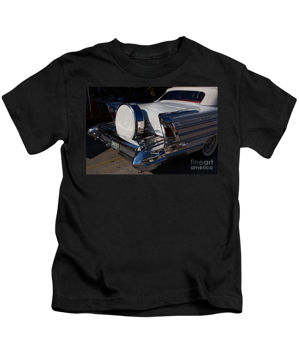 Buick Kids T-Shirt featuring the digital art Buick by Carol Ailles