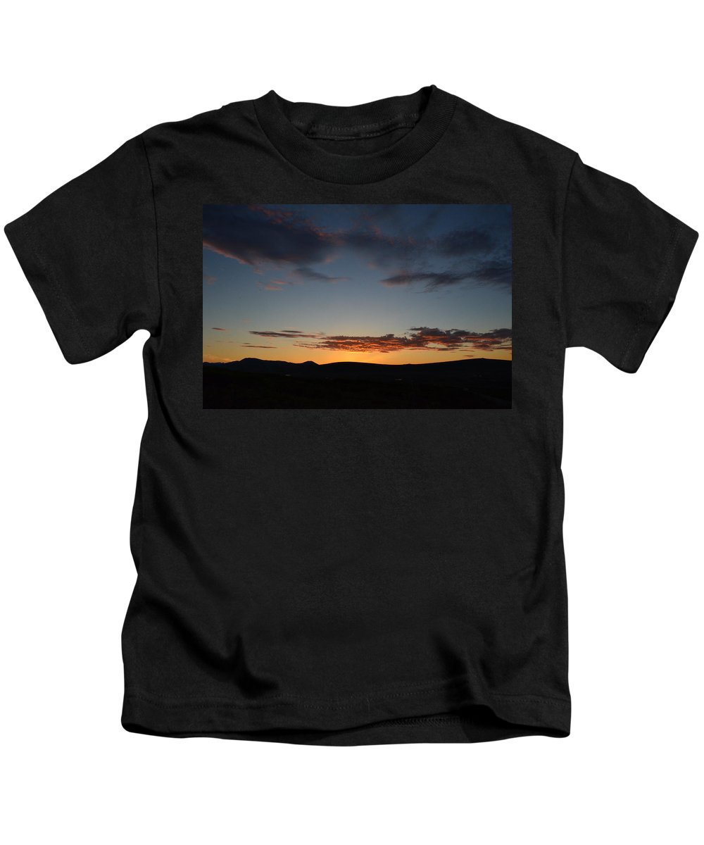 Solstice Kids T-Shirt featuring the photograph Solstice by James Petersen