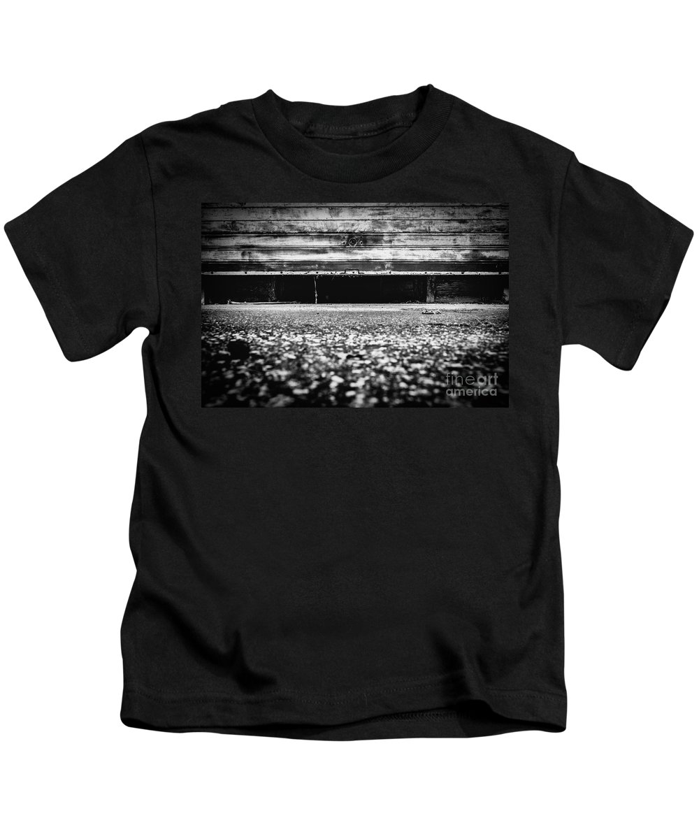 Abandoned Kids T-Shirt featuring the photograph Abandoned Sanatorium by Traven Milovich