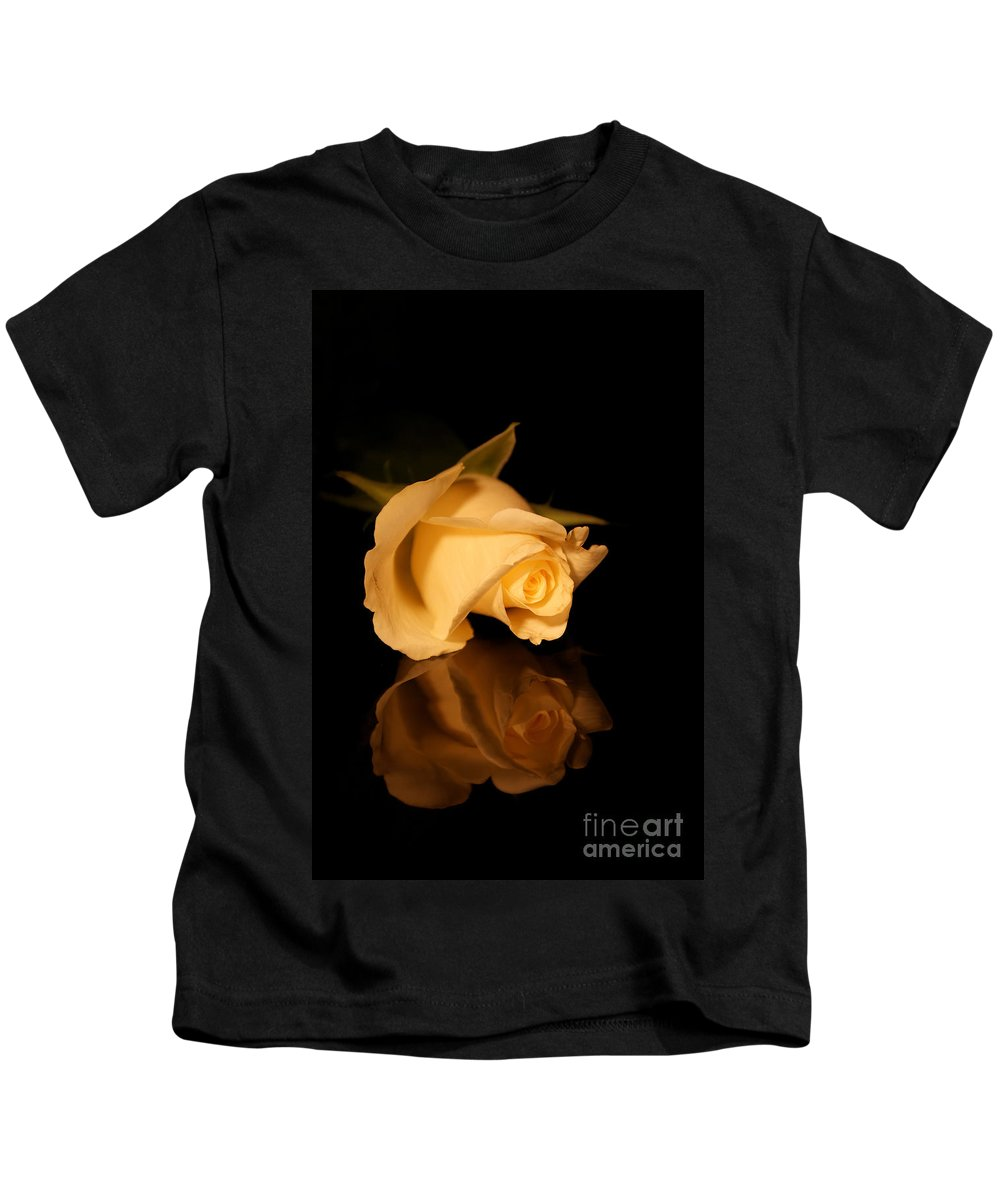 Flower Kids T-Shirt featuring the photograph And Be My Valentine by Brian Raggatt