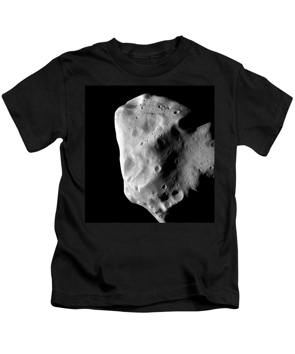 Science Kids T-Shirt featuring the photograph Asteroid, 21 Lutetia by Science Source