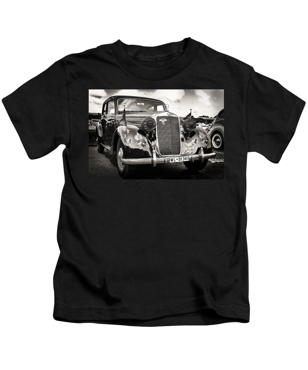 Sky Kids T-Shirt featuring the photograph Back In Time... by Eduard Moldoveanu
