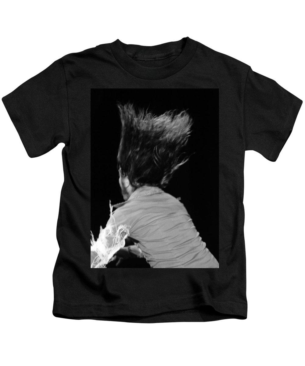 Black Sabbath Kids T-Shirt featuring the photograph Black Sabbath #32 by Ben Upham