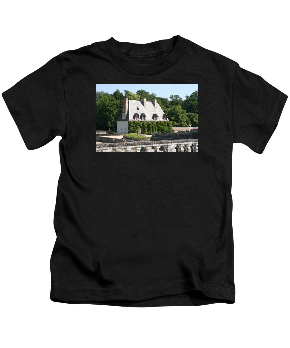 Caretaker Kids T-Shirt featuring the photograph Caretakers Home by Christiane Schulze Art And Photography