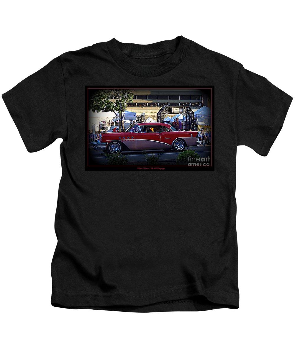 Cruising Kids T-Shirt featuring the photograph Classic Cruiser by Bobbee Rickard