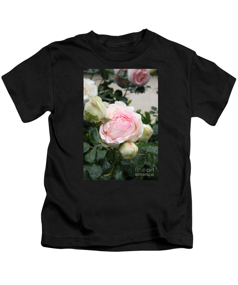 Roses Kids T-Shirt featuring the photograph Classic Rose by Christiane Schulze Art And Photography