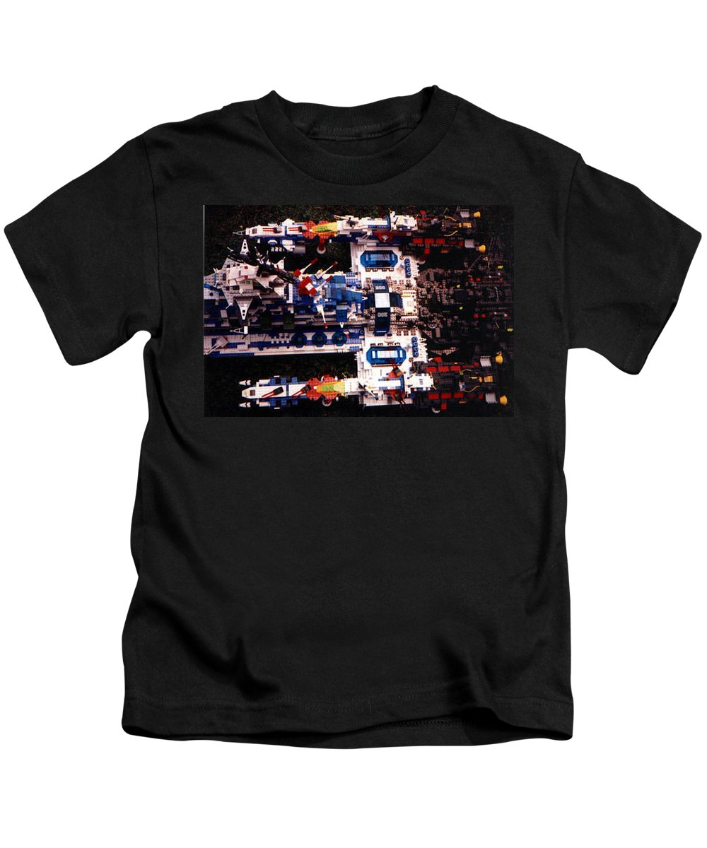 Legos Kids T-Shirt featuring the photograph Close Up Of Komodo by Zac AlleyWalker Lowing