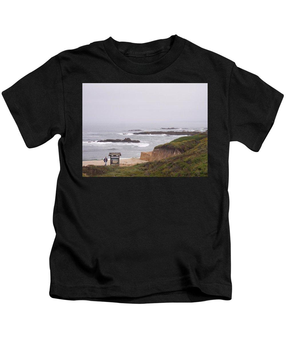 Coast Kids T-Shirt featuring the photograph Coastal Scene 7 by Pharris Art