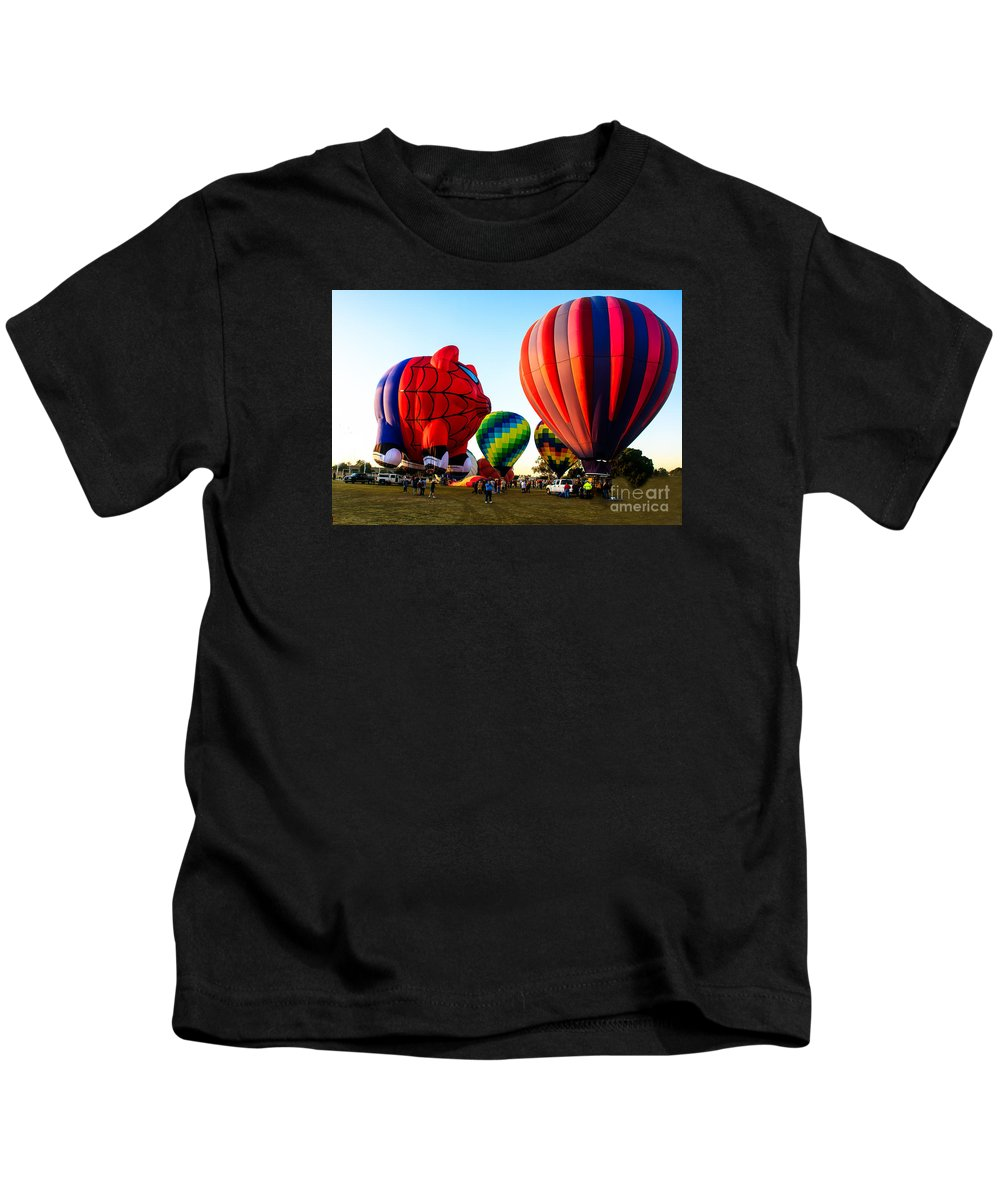 Arizona Kids T-Shirt featuring the photograph Colorado River Crossing by Robert Bales