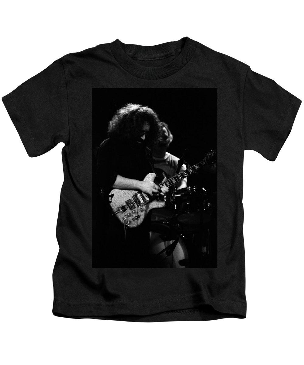 Grateful Dead Kids T-Shirt featuring the photograph Dead #11 by Ben Upham