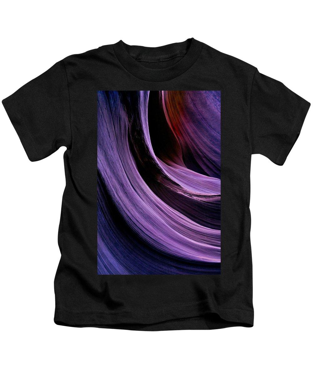 Desert Kids T-Shirt featuring the photograph Desert Eclipse by Mike Dawson