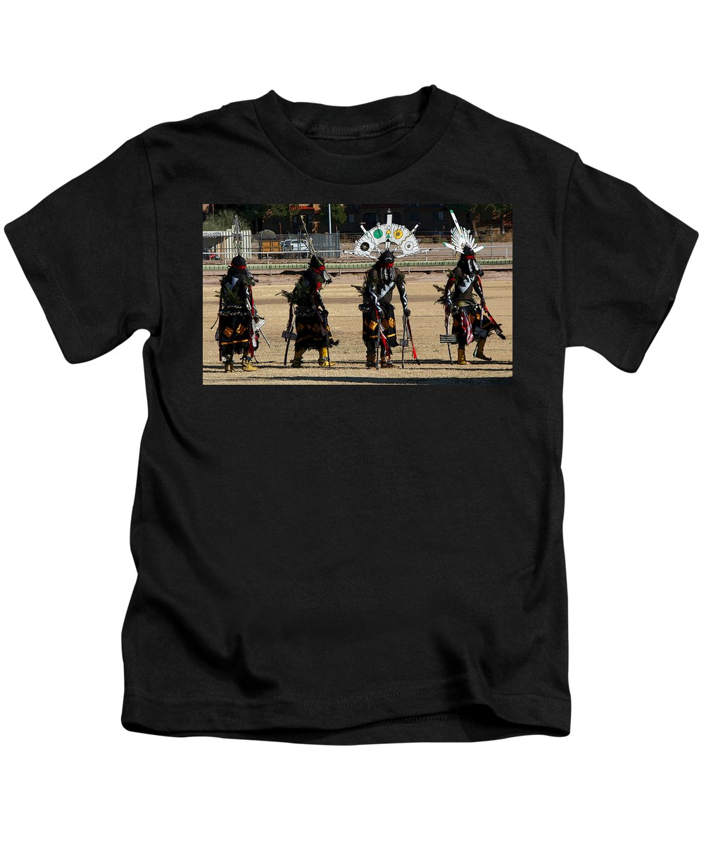 Dance Kids T-Shirt featuring the photograph From A Parallel Universe by Joe Kozlowski