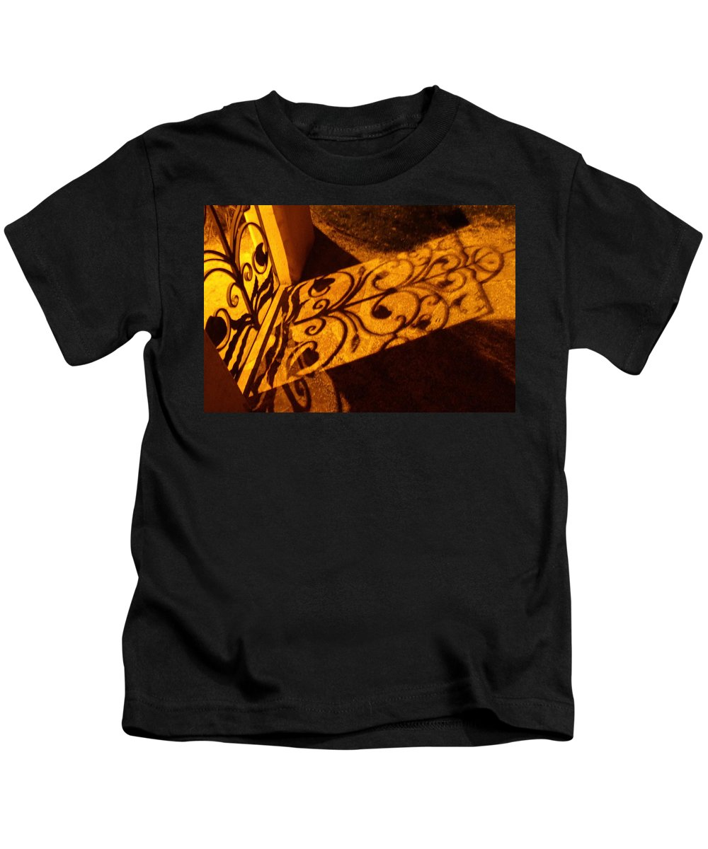 Gate Kids T-Shirt featuring the photograph Gate by David S Reynolds
