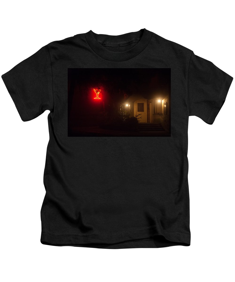 Hansel Kids T-Shirt featuring the photograph Hansel And Gretel Are All Grown Up Now by Alex Lapidus