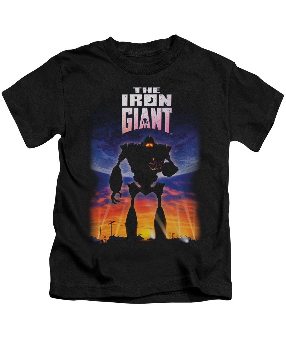 Giant Digital Art Kids T-Shirts
