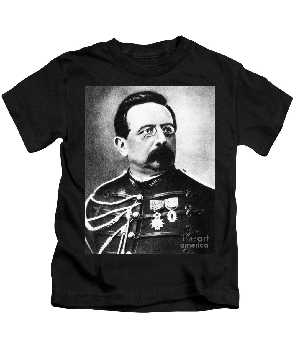 19th Century Kids T-Shirt featuring the photograph Jean-francois Villemin by Granger
