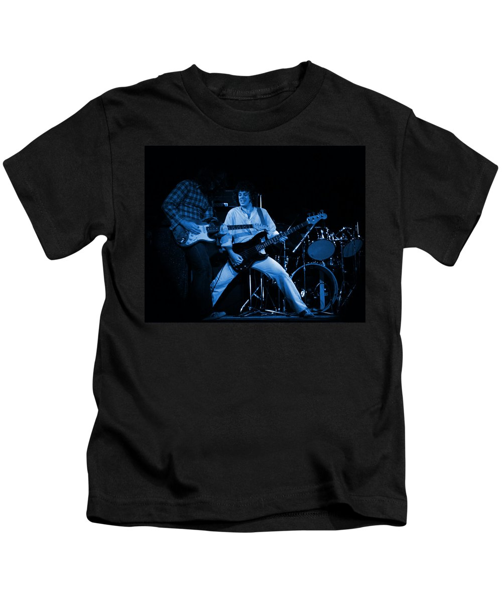 Rory Gallagher Kids T-Shirt featuring the photograph Kent #123 In Blue by Ben Upham