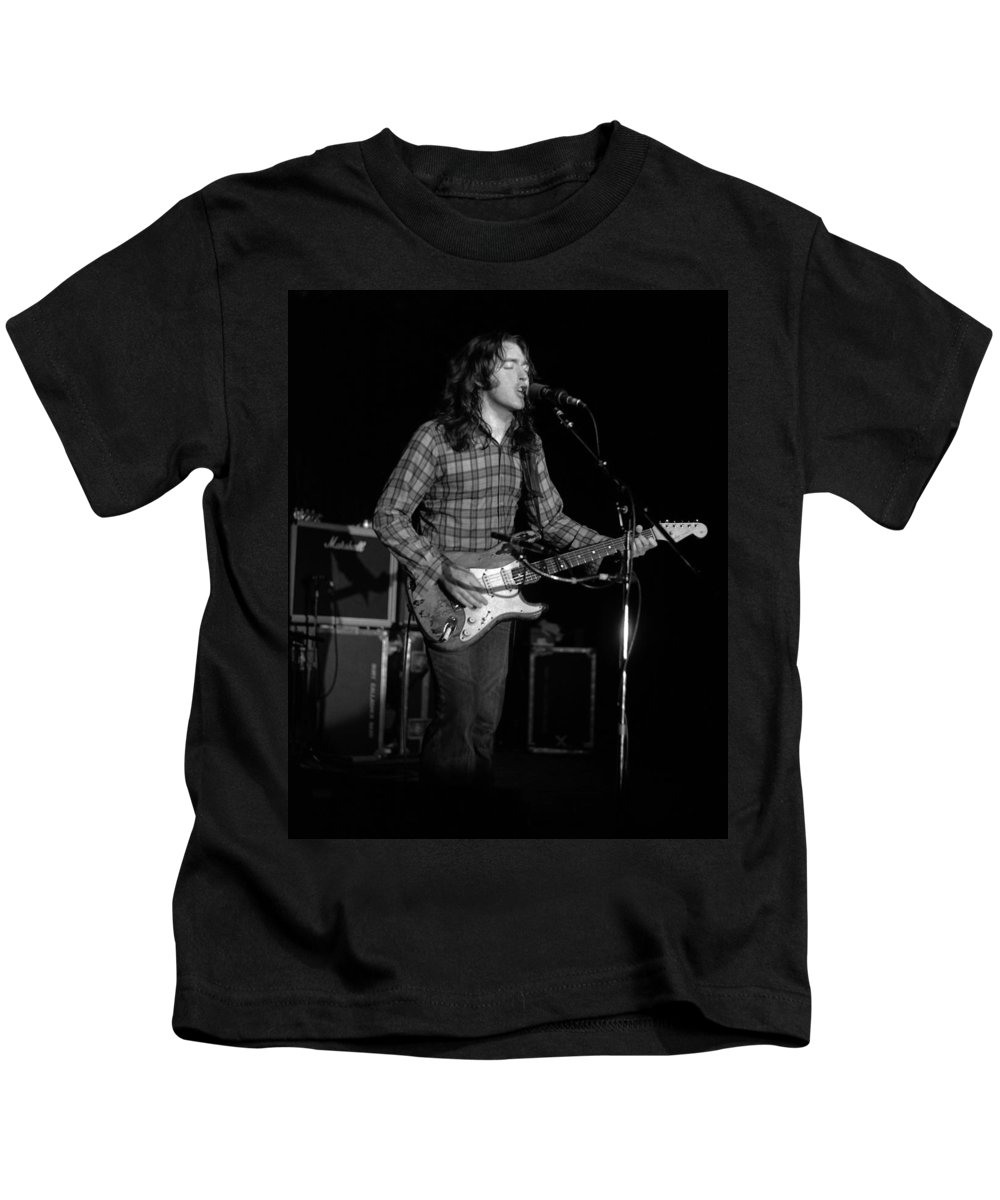 Rory Gallagher Kids T-Shirt featuring the photograph Kent #49 by Ben Upham