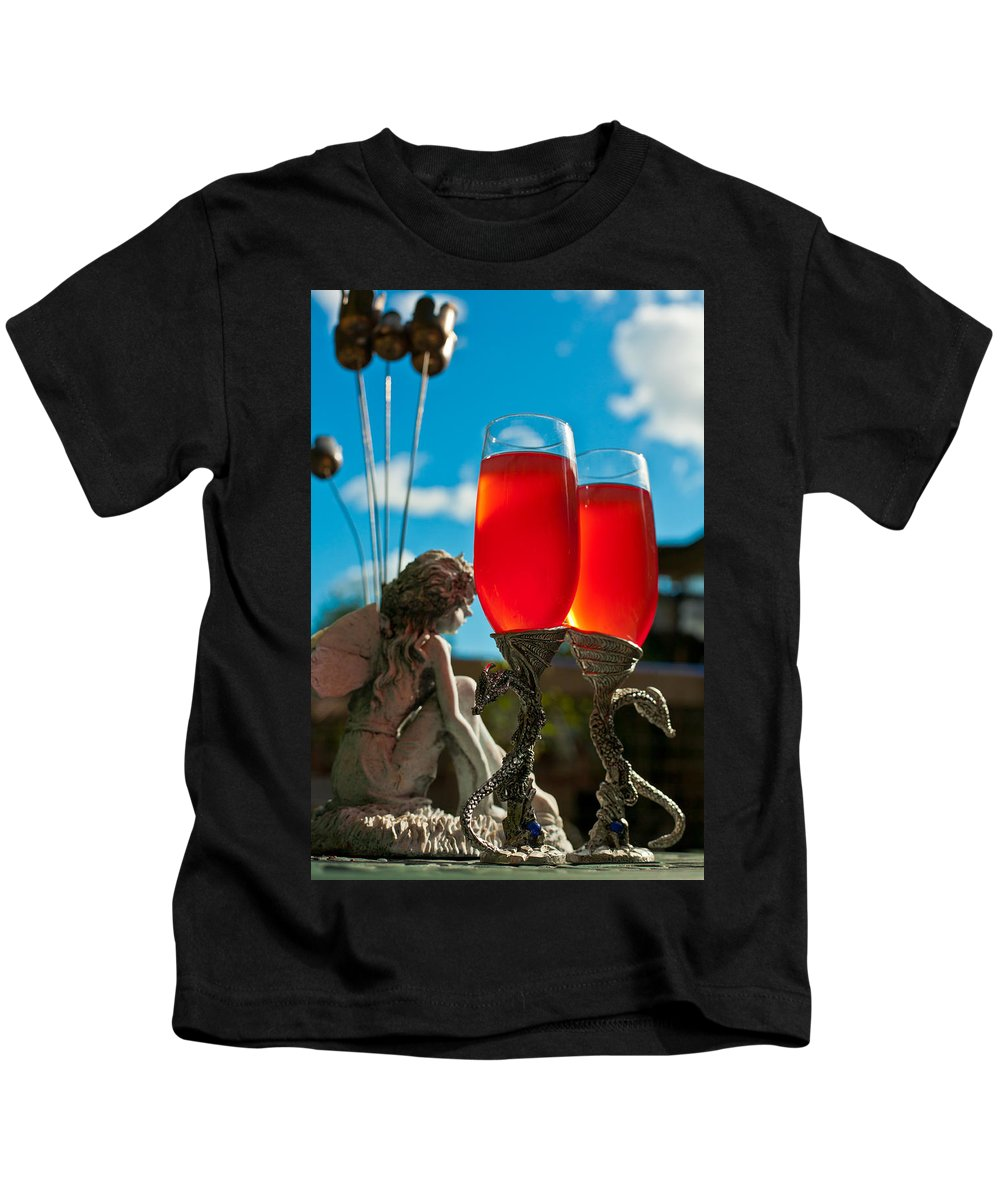 Vertical Kids T-Shirt featuring the photograph Life Is Beautiful by Eti Reid