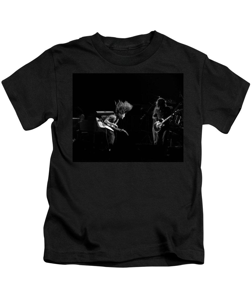 Lynyrd Skynyrd Kids T-Shirt featuring the photograph Ls Spo #22 by Ben Upham