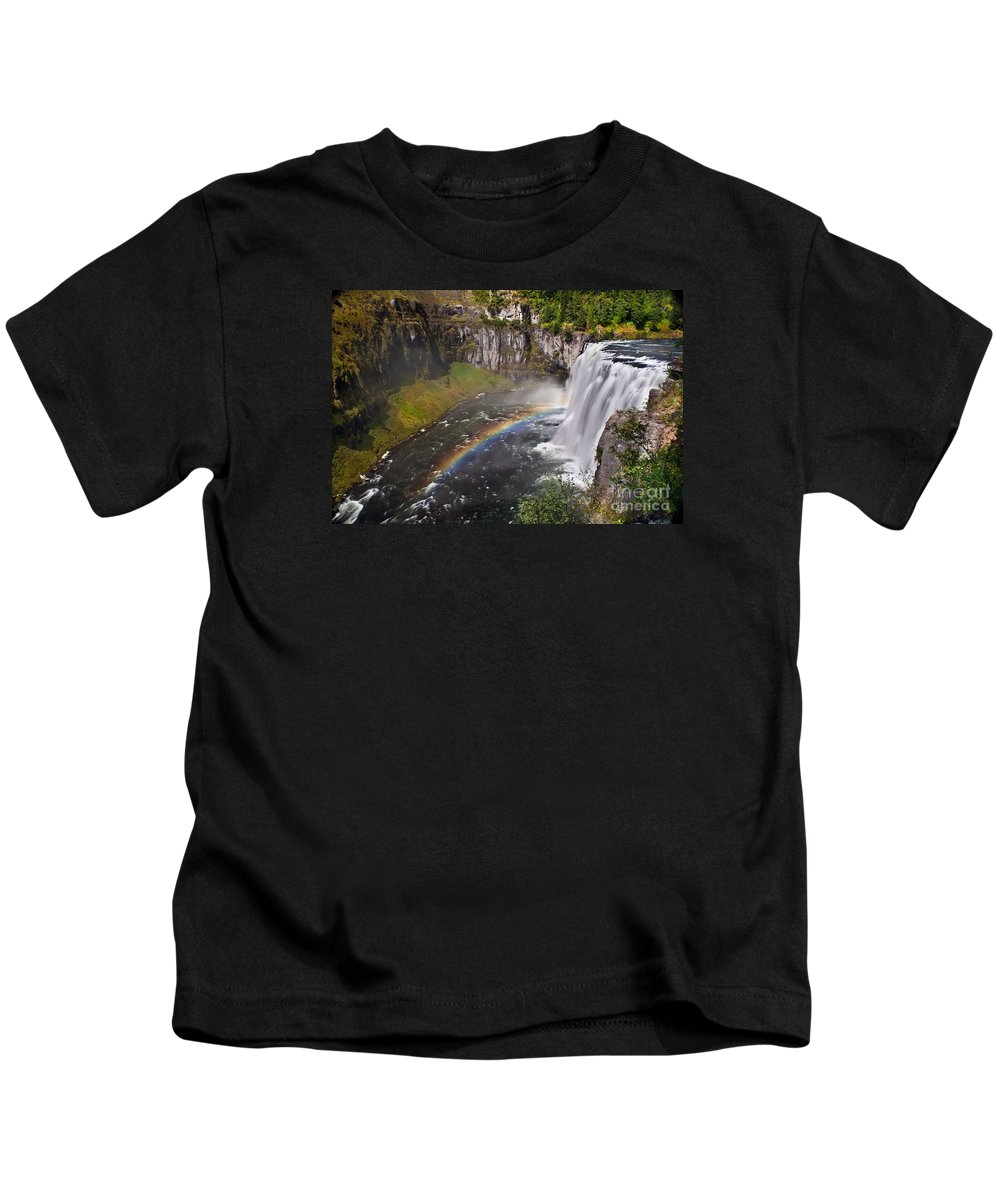 Targhee National Forest Photographs Kids T-Shirts
