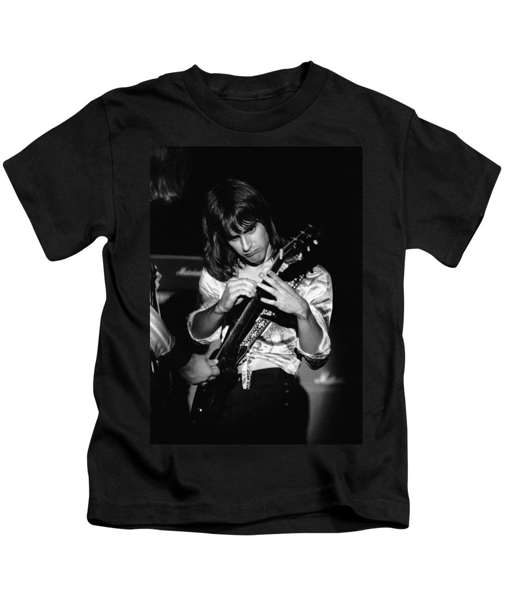 Head East Kids T-Shirt featuring the photograph Mike Somerville 23 by Ben Upham