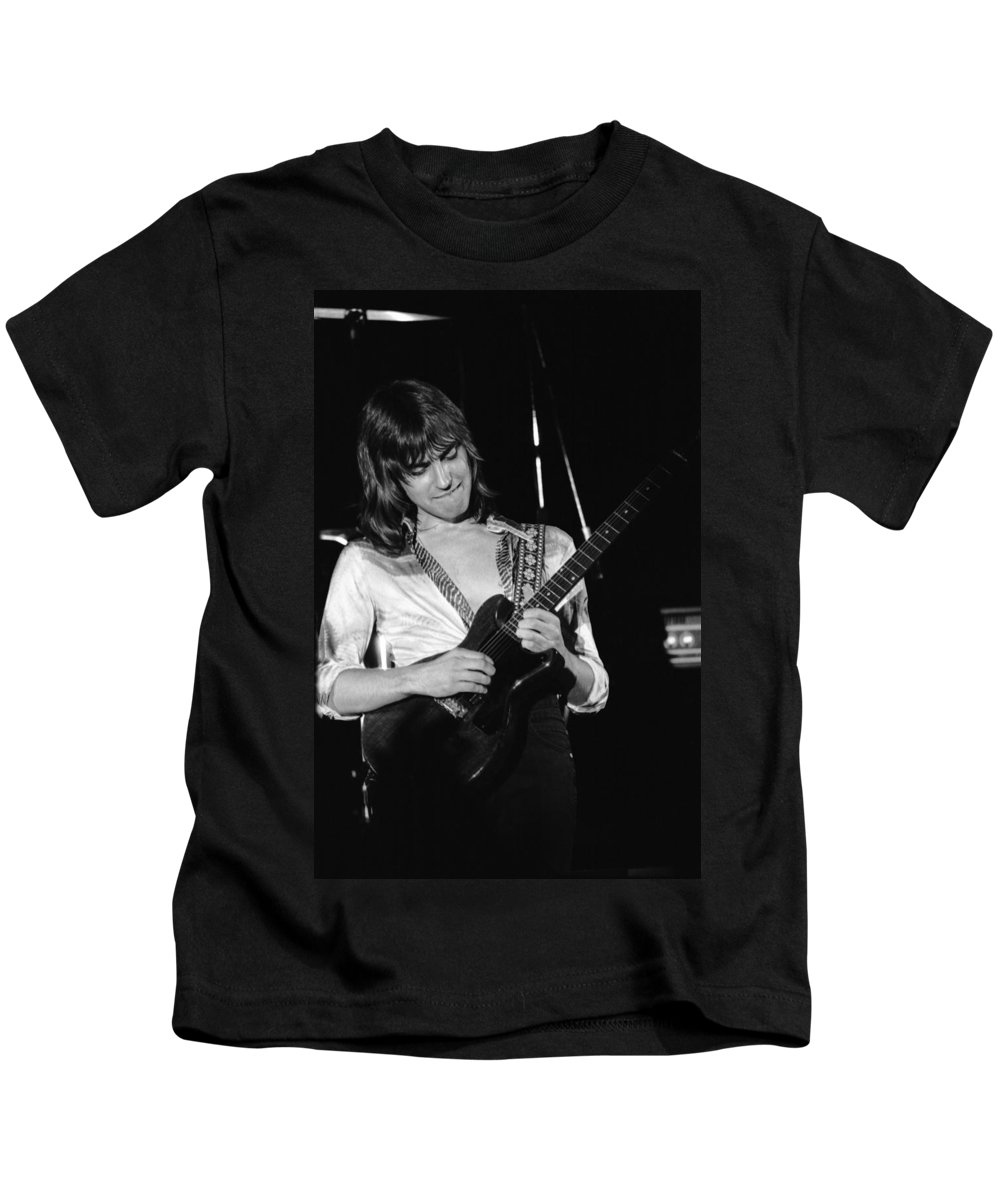 Head East Kids T-Shirt featuring the photograph Mike Somerville 24 by Ben Upham