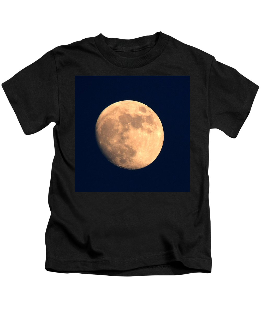 Moon Kids T-Shirt featuring the photograph Moonful by Michele Nelson