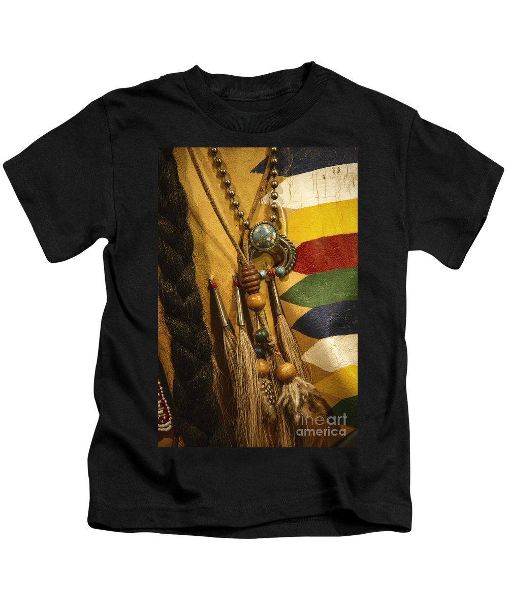 Indian Kids T-Shirt featuring the photograph Native by Margie Hurwich
