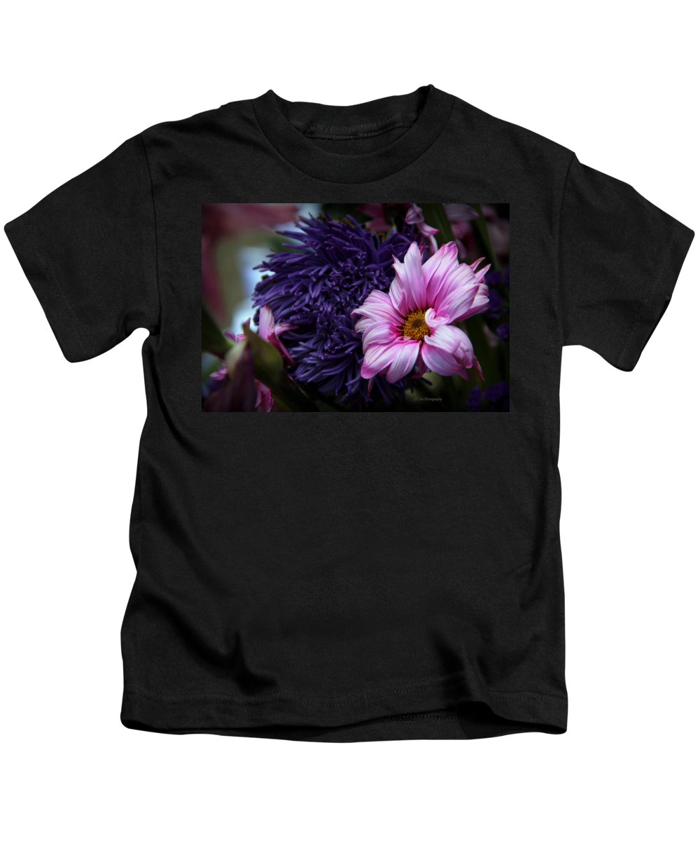 Flower Kids T-Shirt featuring the photograph Perfect Imperfections by Jeanette C Landstrom