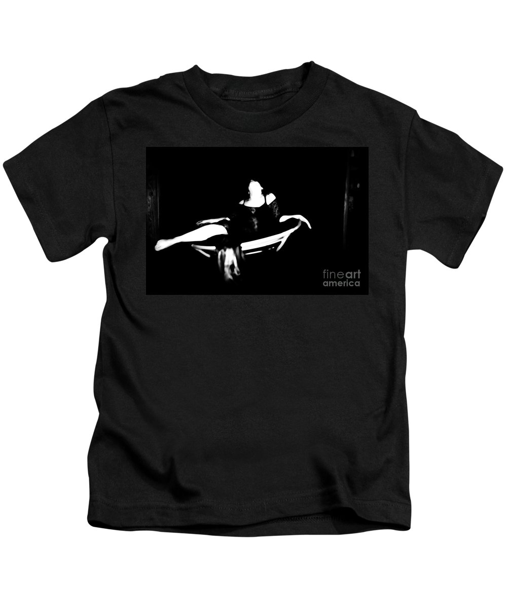 Black Kids T-Shirt featuring the photograph Please Dont Kill My Vibe by Jessica Shelton