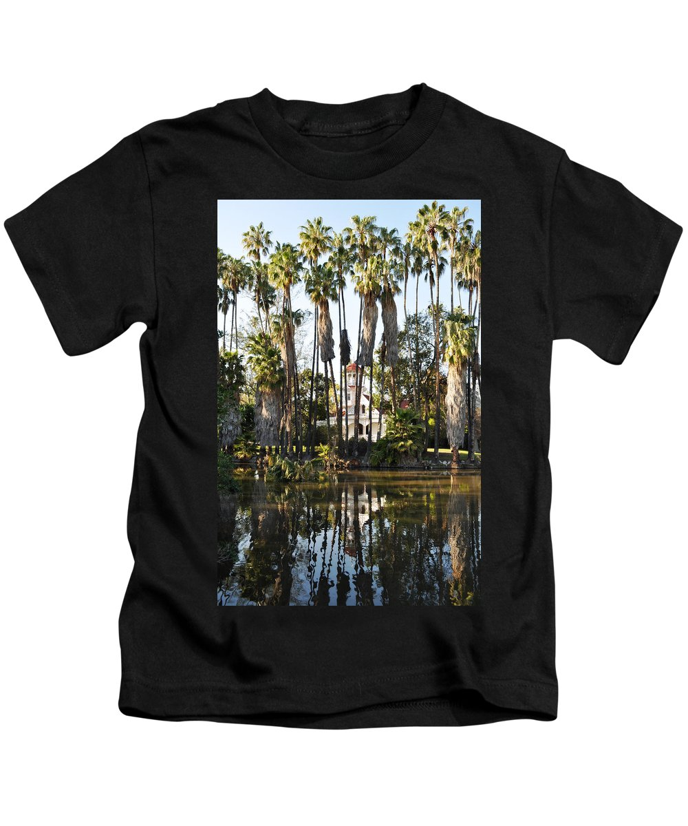 Queen Anne Cottage Kids T-Shirt featuring the photograph Queen Anne Cottage by Kyle Hanson
