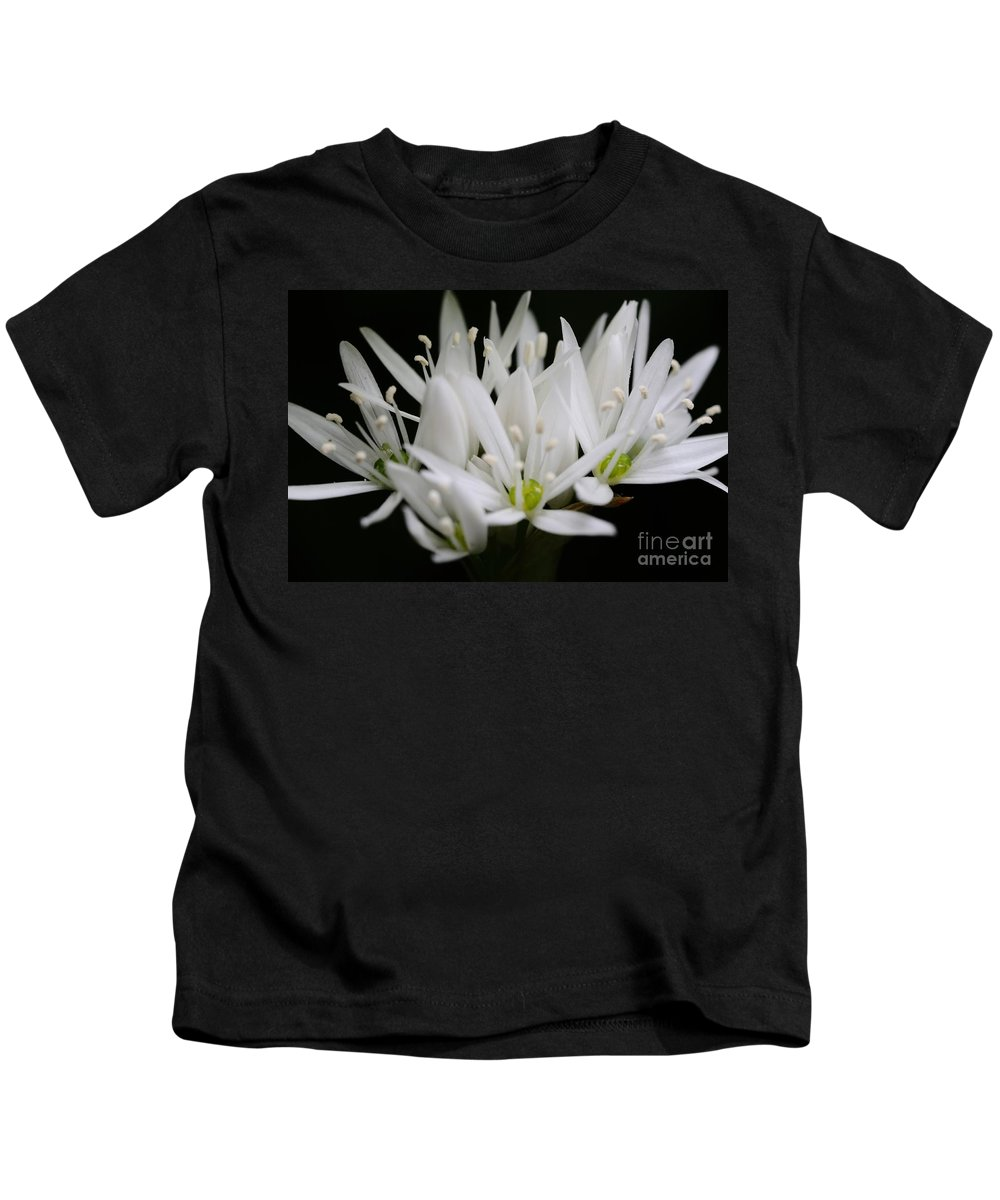 Flower Kids T-Shirt featuring the photograph Ransome Photo 2 by Jenny Potter