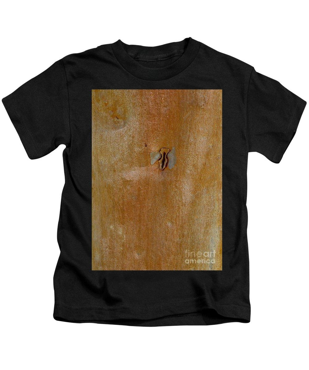 Bush Kids T-Shirt featuring the photograph Redgum Tree by Steven Ralser